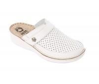 Модель 160166 Dimetra обувь медицинская белая