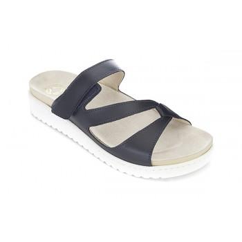 Модель 2019 обувь открытая с гелиевым элементом темно-синяя