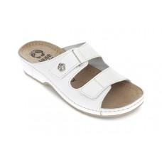 Модель 207 обувь открытая с гелиевым элементом белая