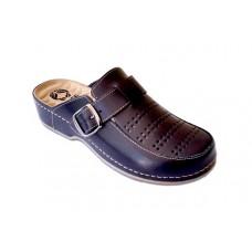 Модель 250 Azalia обувь с массажной стелькой ортопедическая синяя