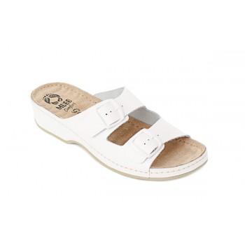 Модель 252 обувь открытая с гелиевым элементом белая