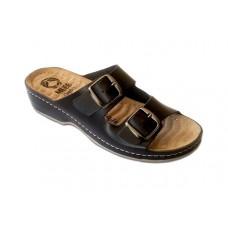 Модель 252 обувь открытая с гелиевым элементом черная