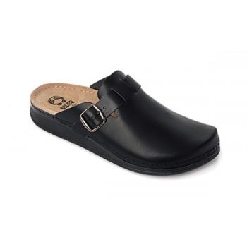 Модель 3400 Обувь для врачей анатомическая черная