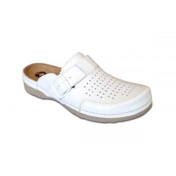 Модель 350 медицинская обувь Phlox белая