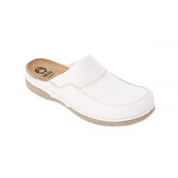 Модель 355 медицинская обувь белая