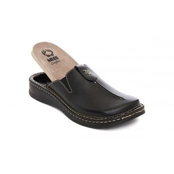 Модель 5007 Обувь для врачей анатомическая черная
