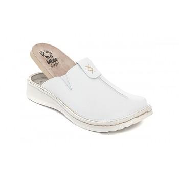 Модель 5007 Обувь для врачей анатомическая белая