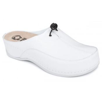 Модель 737.19 обувь для медицинских работников белая