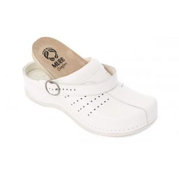Модель 739 обувь для медицинских работников белая