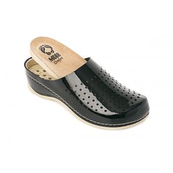 Модель 778 Lak обувь анатомическая медицинская черная