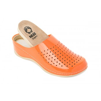 Модель 778 Lak обувь медицинская лакированная со съемной стелькой
