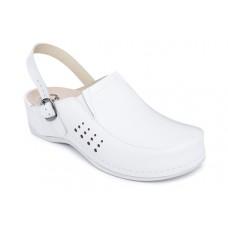 Модель 779 обувь для медицинских работников белая